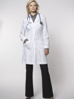 2-Fashionista Lab Coat - Position 1